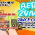 Aero Zumba Dance Concert