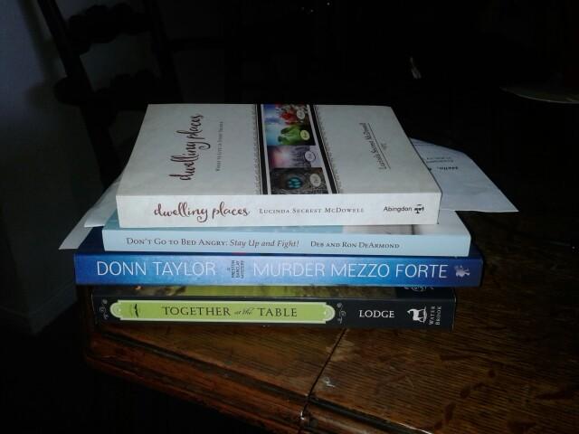 My July Reading List