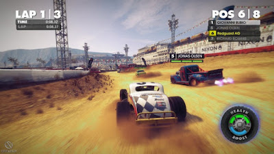 DiRT Showdown-FLT TERBARU 2015 screenshot 2