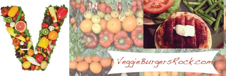 VeggieBurgersRock