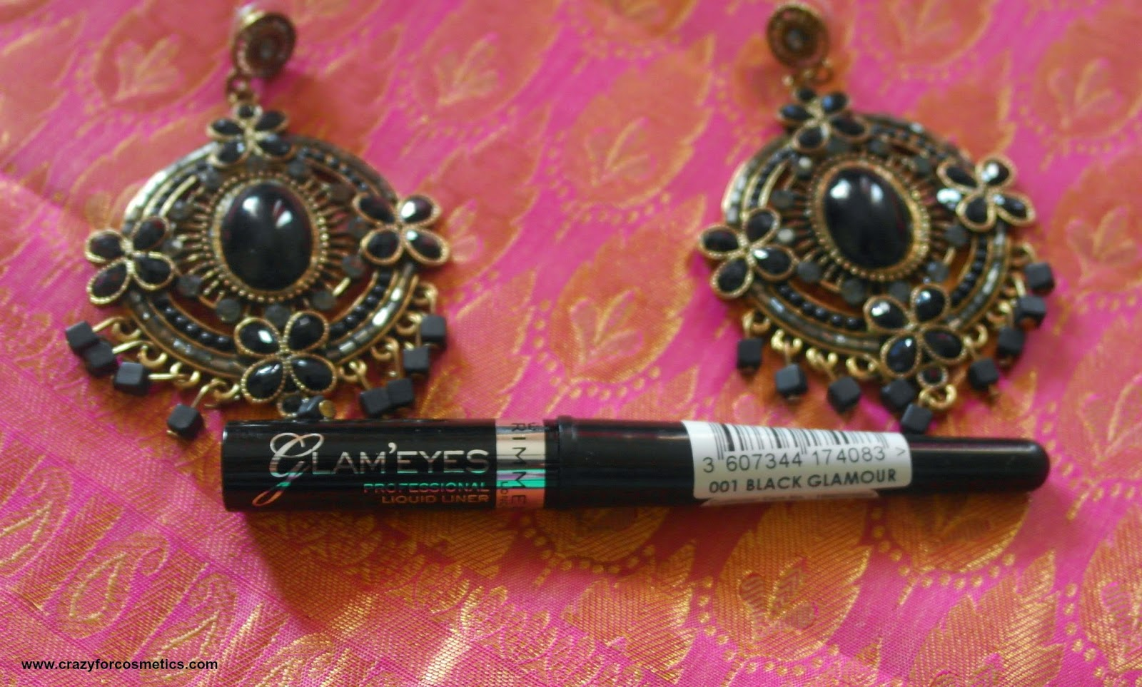 Rimmel London Black Liquid Liner review