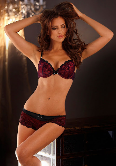 Irina Shayk sexy naked pics