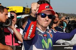 Drama Berakhir, Lorenzo Jadi Raja MotoGP Valencia 2015