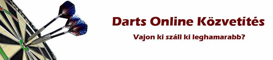 Darts Online Közvetítés