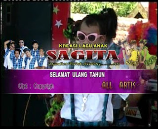 Sagita Entertainer Special Album Anak MP3