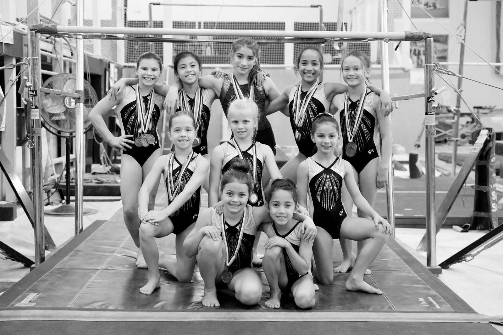 2015 Level 4 Junior Olympic Team