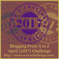 Blogging A-Z in April