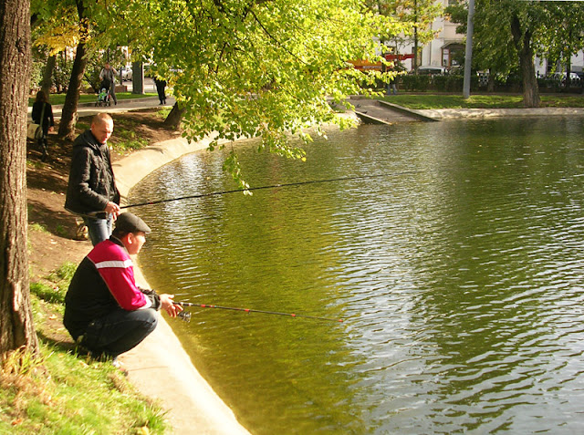 Москва, Чистые пруды