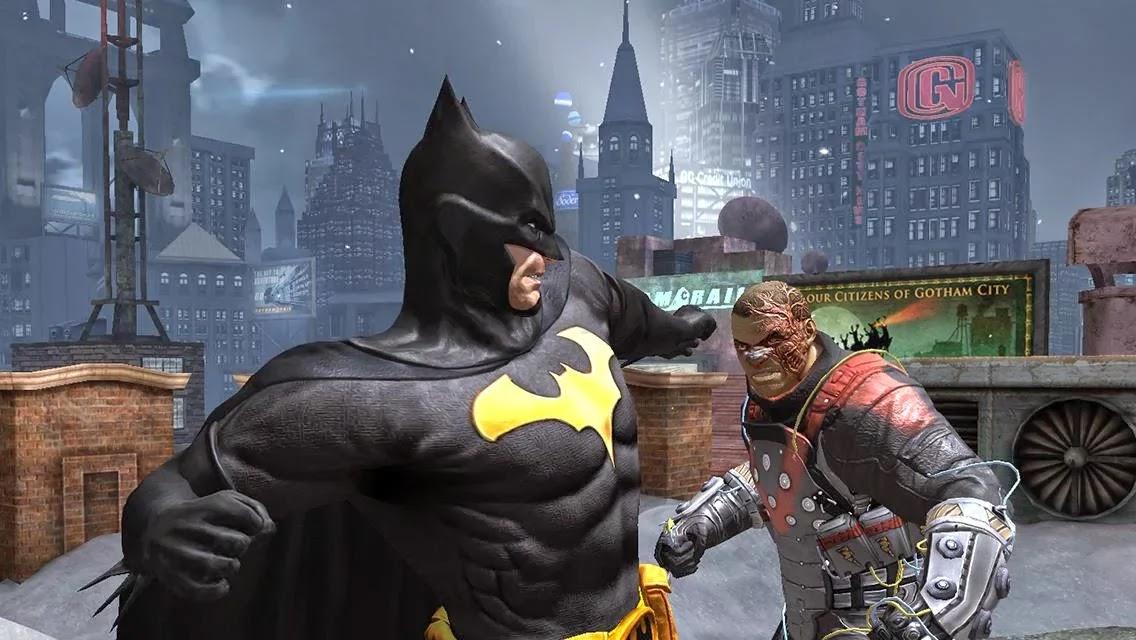 Batman Arkham Origins v1.2.9 Apk Mod [Para Hilesi]