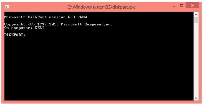 Cara Format Flashdisk Menggunakan Diskpart Command Prompt
