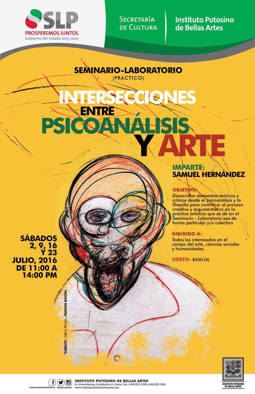 Intersecciones entre psicoanálisis y arte