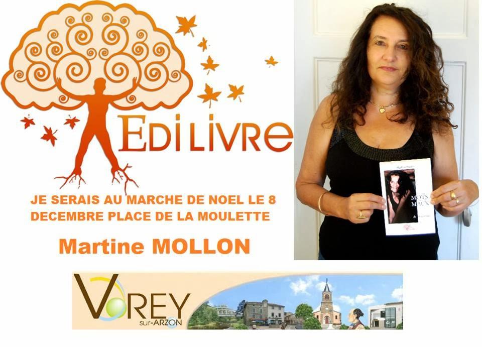 Marché de Noêl Vorey-sur-Arzon  2013
