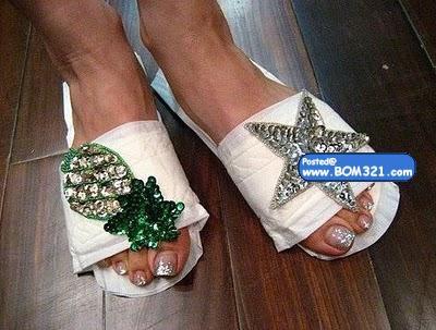Selipar Dari Tuala Wanita ! | pads slipper