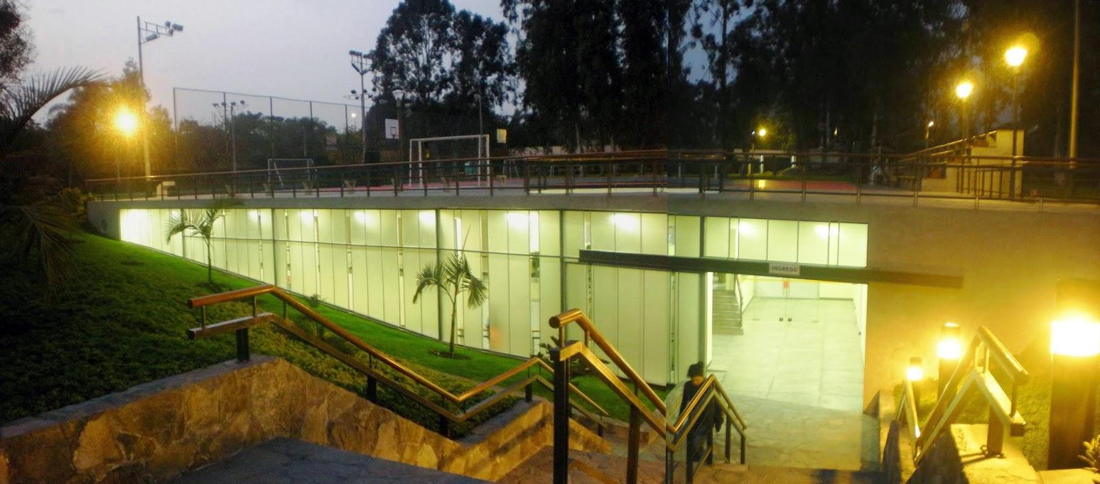 Apice arquitectos ingenieros sac piscina club rinconada for Piscina la rinconada