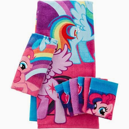 My Little Pony Bath Rug Towels And More At Walmart Mlp