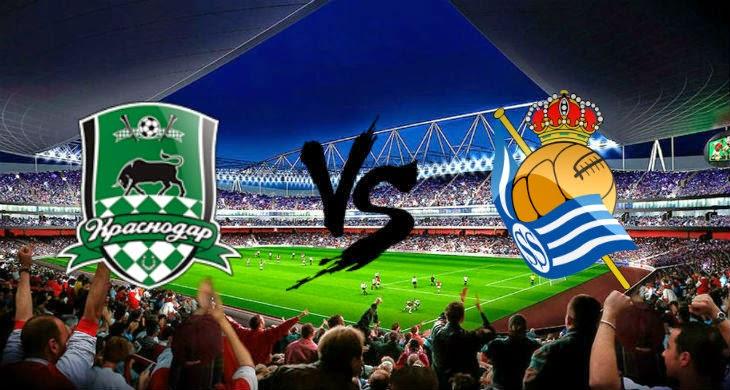 Prediksi Bola Krasnodar vs Real Sociedad 28 Agustus 2014