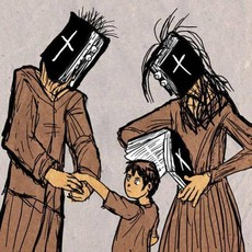Dejas a los niños libres de religiones