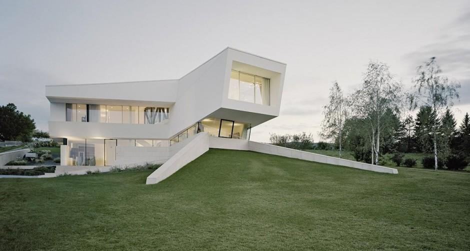 Construindo minha casa clean 35 fachadas de casas for Arquitectura holandesa