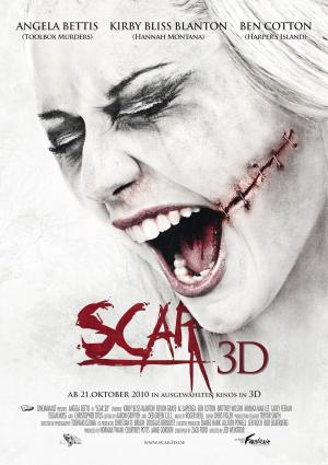 The Horror Club: Solo Review: Scar 2D/3D (2008)