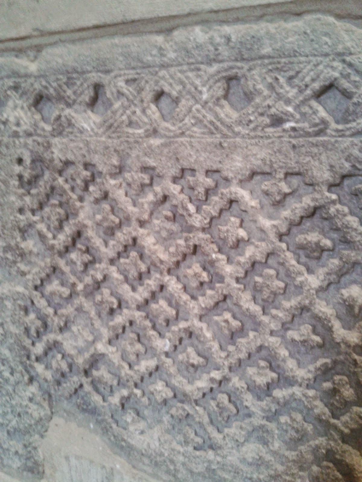 saxon stone carvings