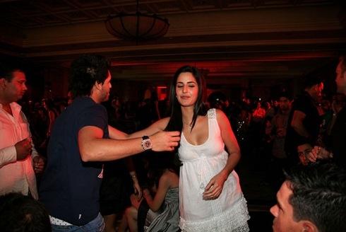 , Katrina Kaif Ipl Party Pics