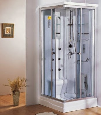 The benefits of a steam shower