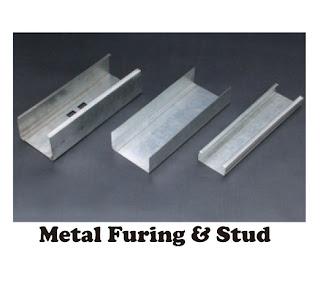 Metal furing, metal furing bandung, metal stud, metal stud bandung