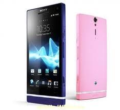 Sony Xperia SL Dipamerkan