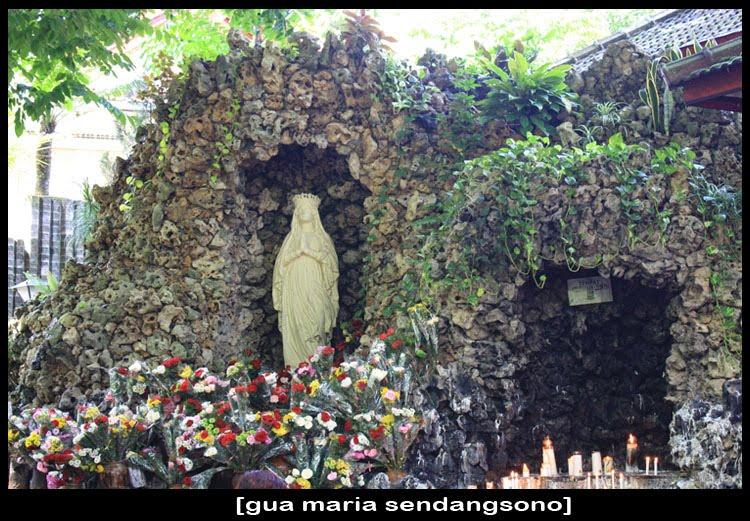 Goa Maria di Yogyakarta: Goa Maria Sendang Sono