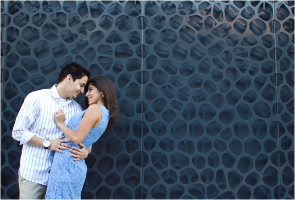 Los Angeles engagement session by Heather of All Trades