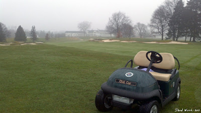 PGA Tournament Oakland Hills Golf Course