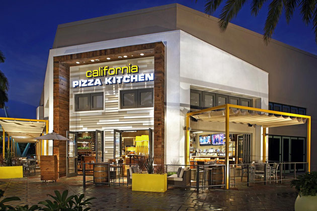 Brandinnovator California Pizza Kitchen To Get A Brand Face Lift