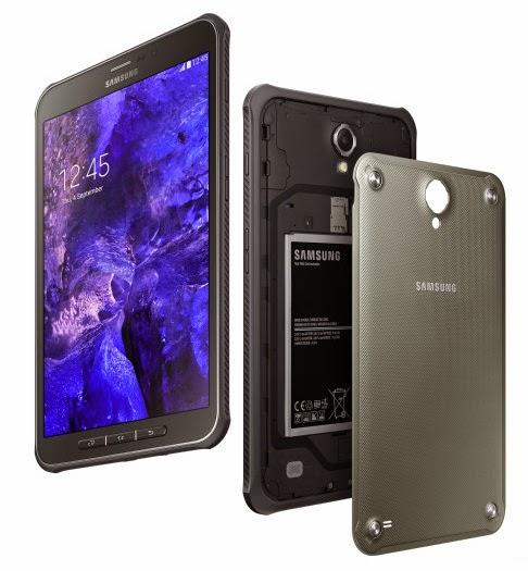 Harga Samsung Galaxy Tab Active LTE dan Spesifikasi Lengkap