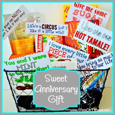 Quick gifts for anniversary