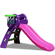 Kid Playground Slide Ladder