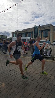 Newquay Road Runners at the Truro Half Marathon 2015
