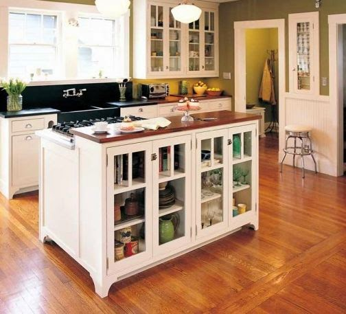 Awesome 8 Foot Kitchen Island: Awesome Kitchen Island Design Ideas