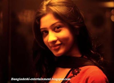 Bangladeshi model actress model Sumaiya Azgar Raha