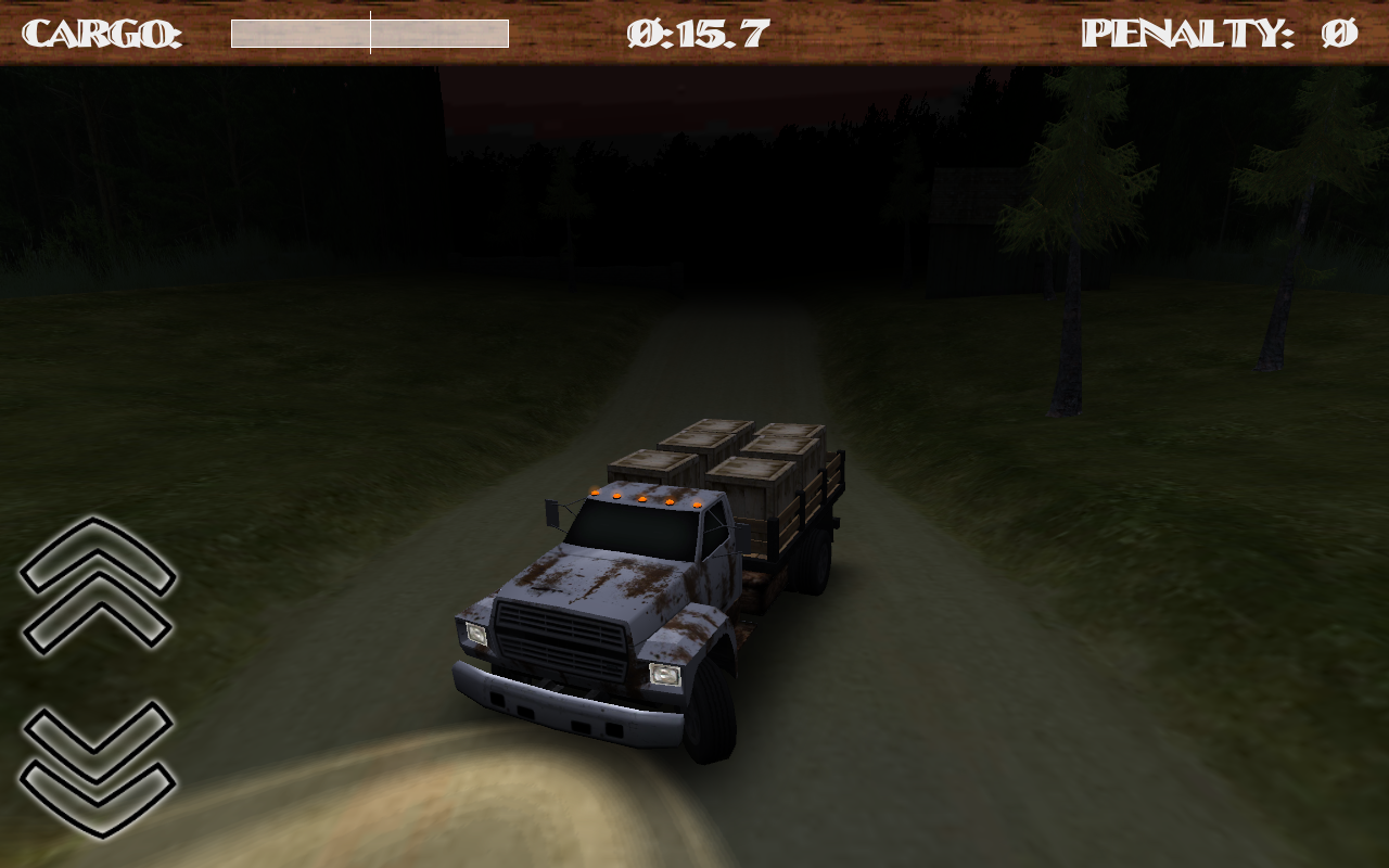 Dirt Road Trucker 3D Apk