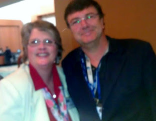 Dr. Zamboni and I at the ISNVD 2/18/12