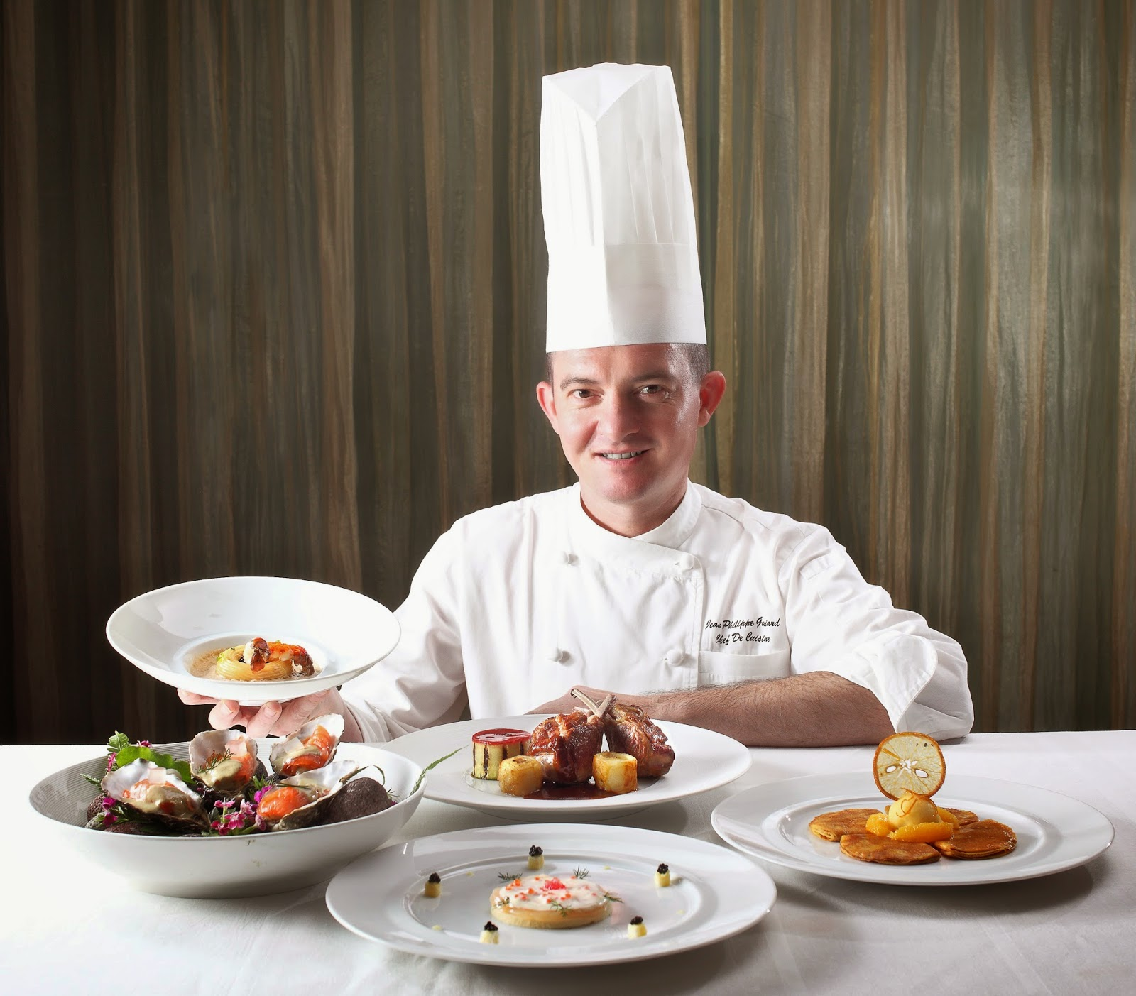 Kee Hua Chee Live!: SHANGRI-LA KUALA LUMPUR PRESENTS GOURMET DINNER WITH WINE PAIRING ON 24