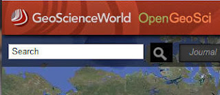 Detail of OpenGeoSci search screen
