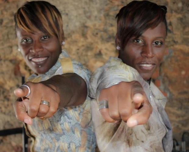 A dupla Pepê e Neném quer realizar o sonho da maternidade em breve (Foto: Divulgação)