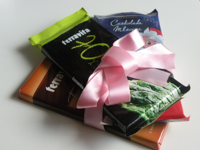 konkurs czekolada terravita 70 %