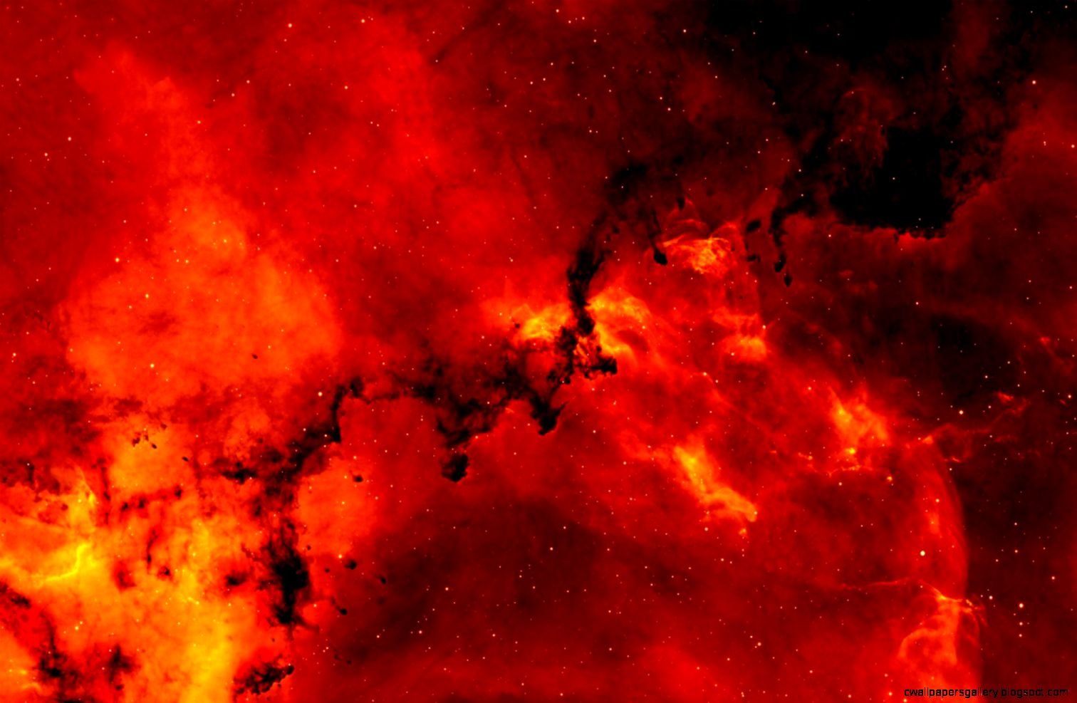 1920 X 1080 Red Nebula page 4   Pics about space