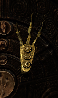 Skyrim Golden Claw