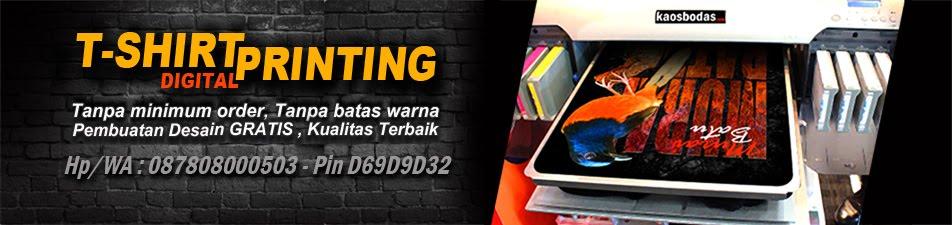 WA 087808000503 | Supplier Kaos Kicau | KUALITAS PREMIUM