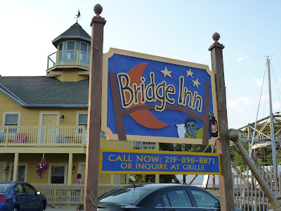 The Bridge Inn - with bridge