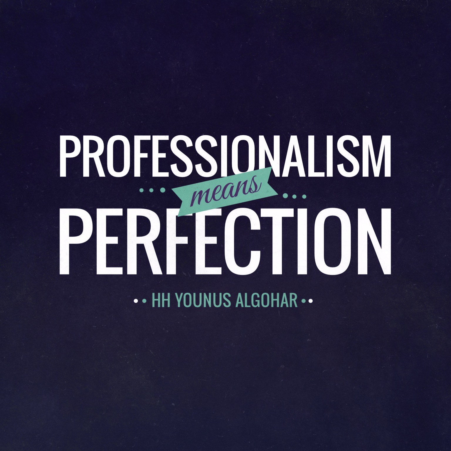 Professional Quotes The Official Mfi® Blog Quote Of The Day Professionalism Means.