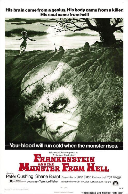 Frankenstein Y El Monstruo Del Infierno (1974)